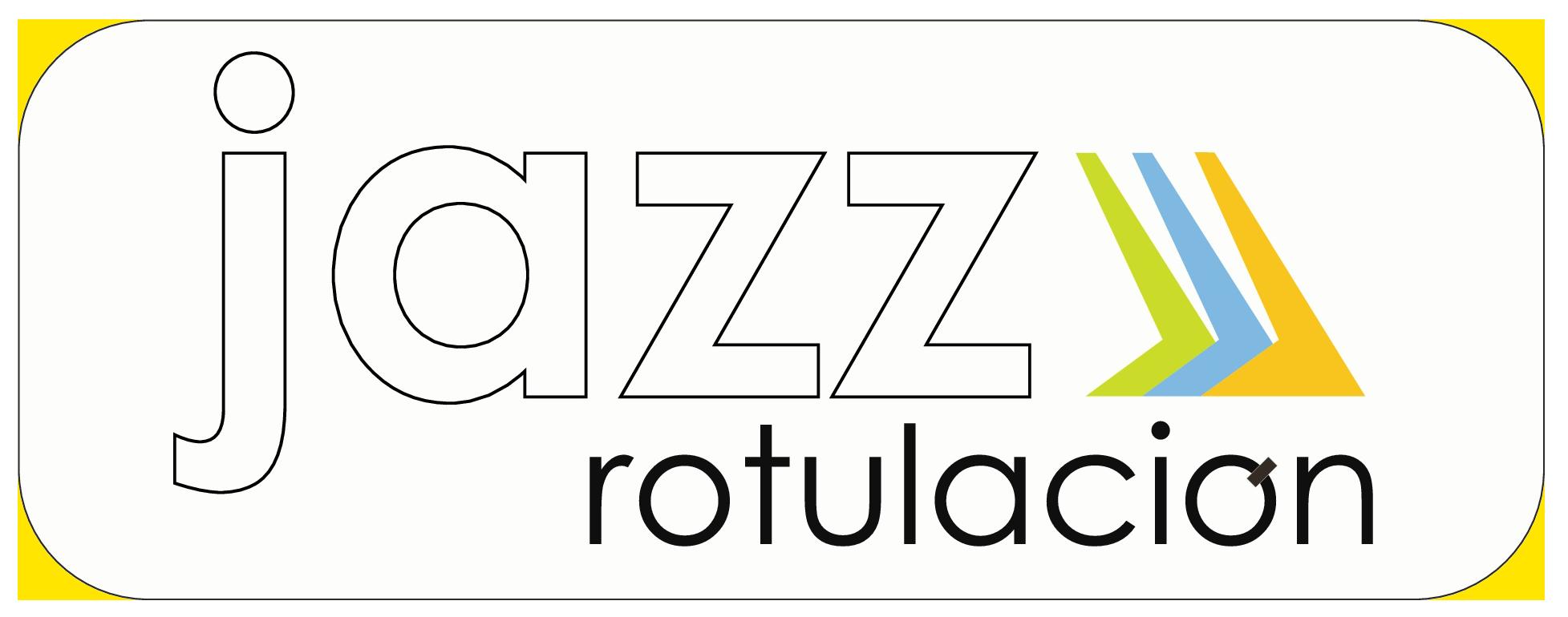 Logo Jazz - rotulacion